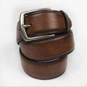 Levi's Brown Leather Lined Brown Belt Size 36